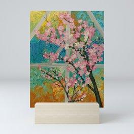 Prunus serrulata Mini Art Print