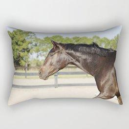 Shimmering Bubba Rectangular Pillow