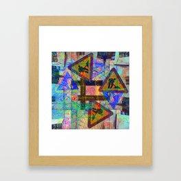 20180518 Framed Art Print