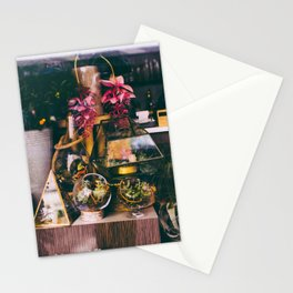 NYC Floral Shop Stationery Cards