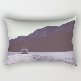 Sternwheeler on Lake Tahoe Rectangular Pillow