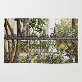 New Orleans Lush Garden Rug