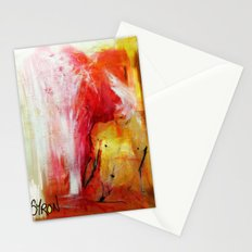 In the Backround Stationery Cards