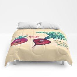 Turnip time! Comforters