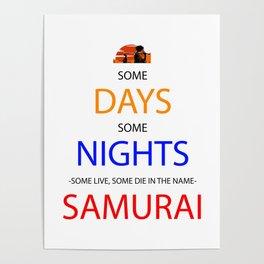 Anime Inspired Shirt Poster