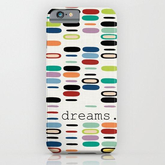 dreams. iPhone & iPod Case