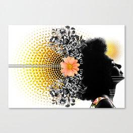 Nwanyi Siri Ike Canvas Print