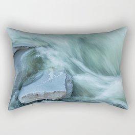 Marble River Run Rectangular Pillow