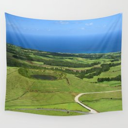 Sao Miguel, Azores Wall Tapestry