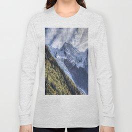 Mont Blanc Long Sleeve T-shirt