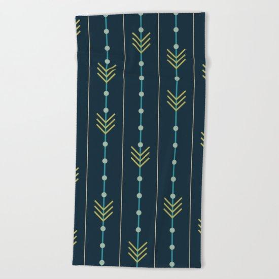 Waikiki Beach Towel