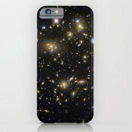 Galaxy Cluster MACSJ0717.5+3745 iPhone Case