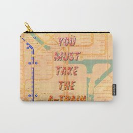 You must take the A-Train - A Hell Songbook Edition Carry-All Pouch