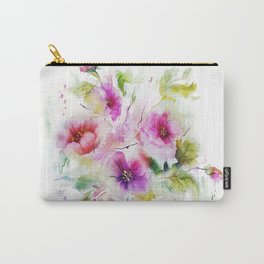 Gentle bouquet Carry-All Pouch