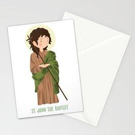 Sant John The Baptist Stationery Cards