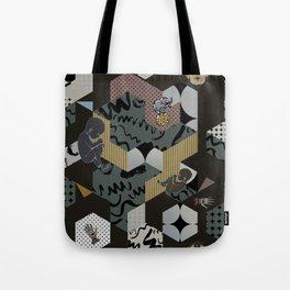 Cosmic child | Chocolate version Tote Bag
