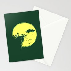 Zombie Invasion Stationery Cards