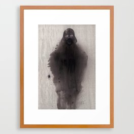 Darth Framed Art Print