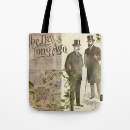 The Days of Long Ago Tote Bag