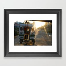 Bihanna Framed Art Print