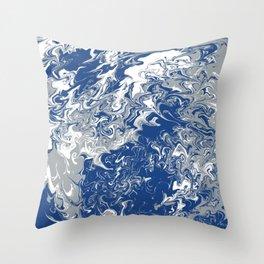 Seton Hall Tie Dye Throw Pillow