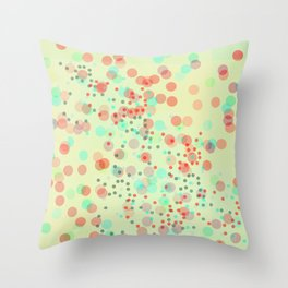 Grow Throw Pillow