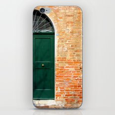Door Series (3) iPhone & iPod Skin