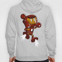 Super Iron Bomb Man Hoody