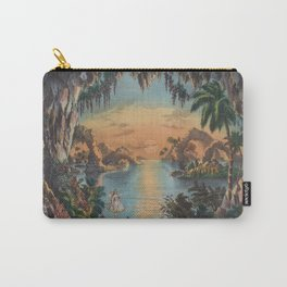 Art Piece by The New York Public Library Carry-All Pouch