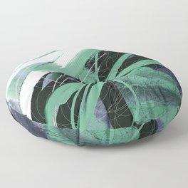 verde menta Floor Pillow