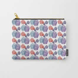 Cupcakes on Cupcakes Carry-All Pouch
