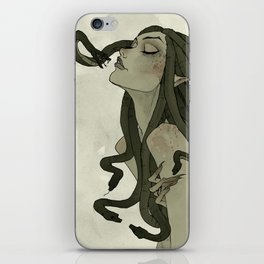 The Gorgon iPhone Skin