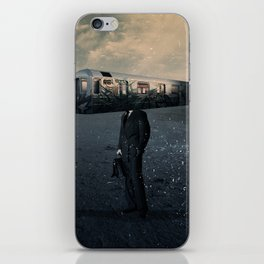 Tragedy Part One iPhone Skin