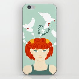 Mind Unchained iPhone Skin