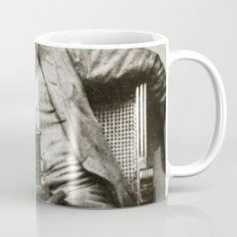 Steve Jobs As Edison Coffee Mug