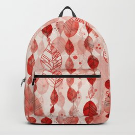 Vermilion Fall Backpack
