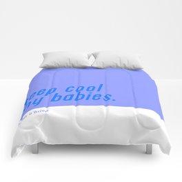 Keep Cool Comforters