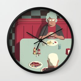 Day Trippers #11 - Diner Wall Clock