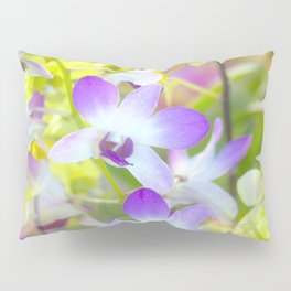 I Love Orchids ... By LadyShalene Pillow Sham