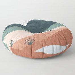 terra serena Floor Pillow
