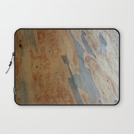 Striking Patterns Of Stripes And Flakes Laptop Sleeve