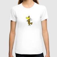 platypus T-shirts featuring PEGAPUS flying Platypus by Rob Z Zylowski