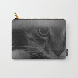 Peekaboo kitty Carry-All Pouch
