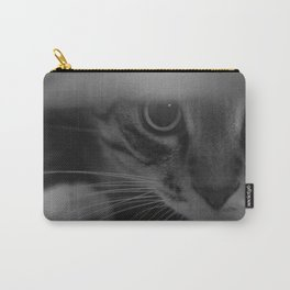 Peekaboo kitty Carry-All Pouch