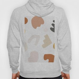 Abstract Shape Series - Autumn Color Study Hoody