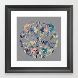 FIG 01 Framed Art Print