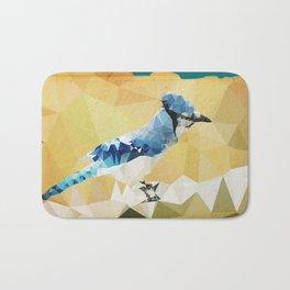 Arctic Bird! Bath Mat
