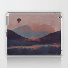 Adrift in the Mountains... Laptop & iPad Skin