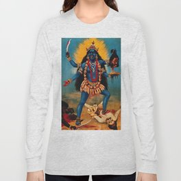 Kali - Hindu Long Sleeve T-shirt