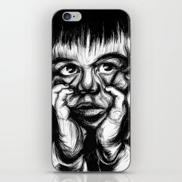 CHRISTIAN iPhone Skin